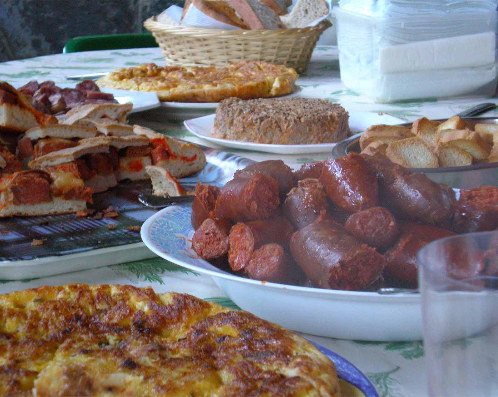 Asturian food