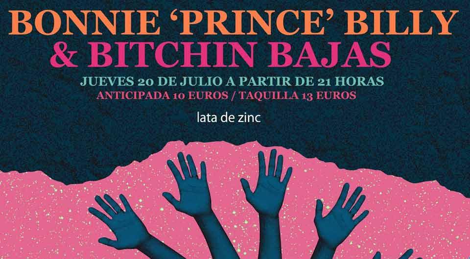 Bonnie Prince Billy and Bitchin Bajas