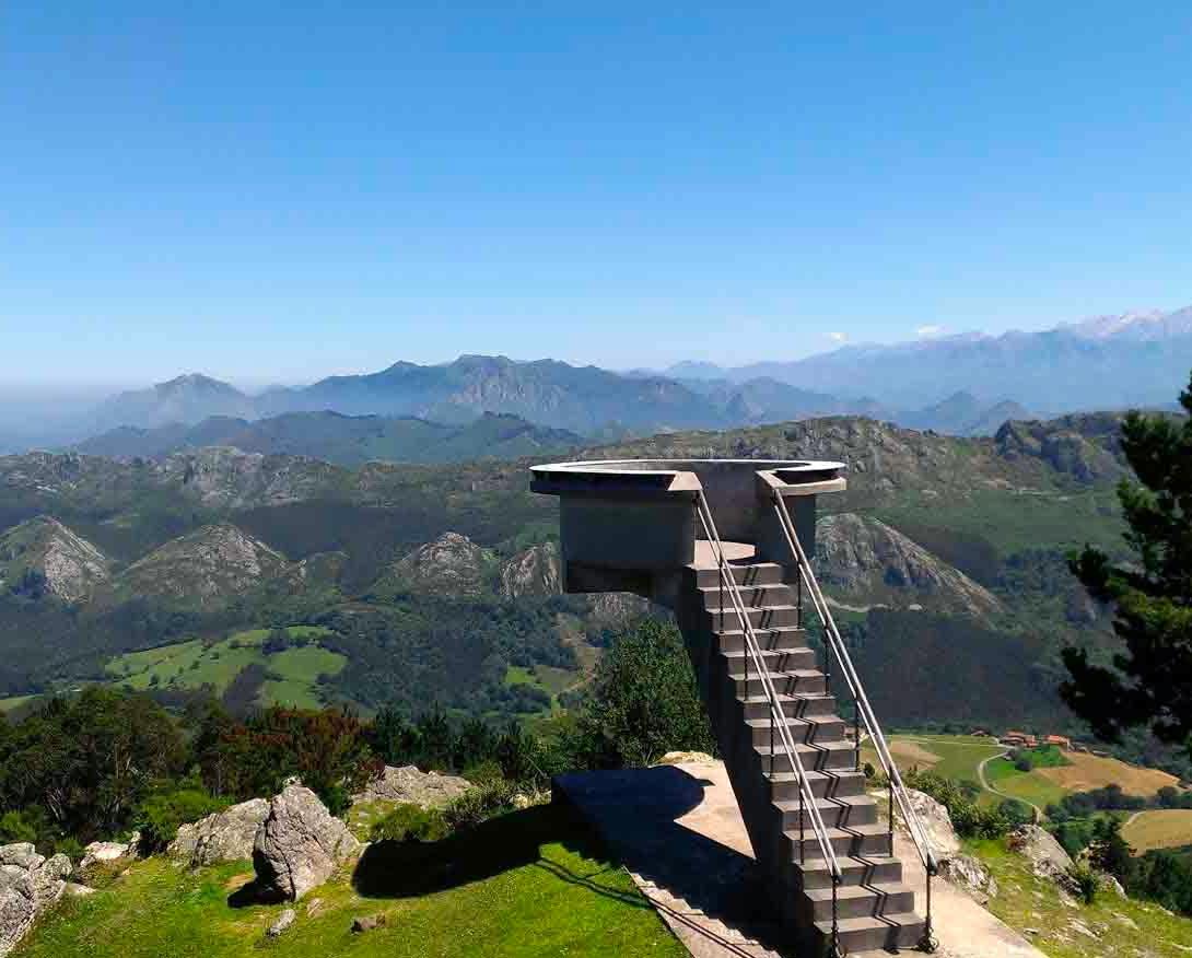 Pico Pienzu Asturias