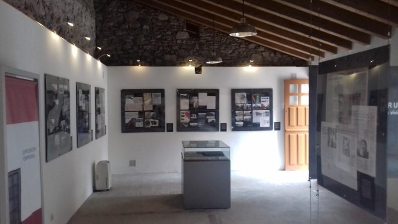 Exhibition in ciudadela