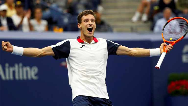 Pablo Carreno Asturias tennis player