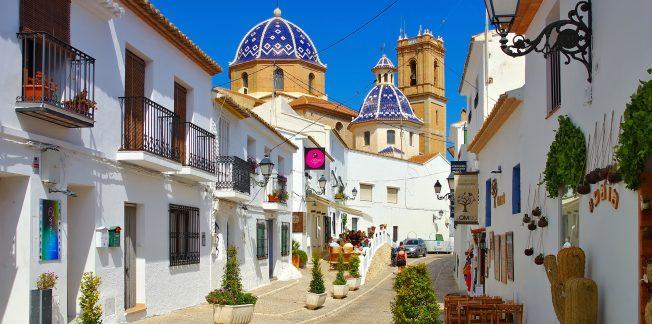 Costa Blanca Spain